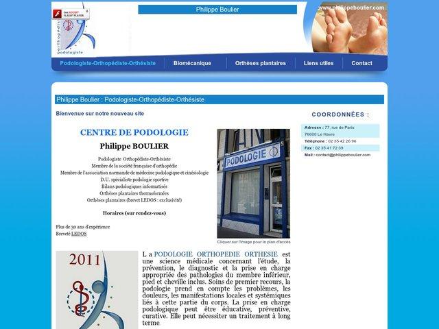 Orthop diste orth siste sur le havre philippe boulier - Medecine du travail salon de provence ...