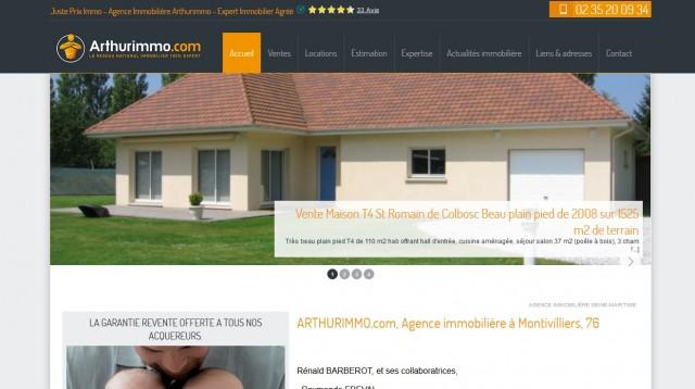 Quelle agence immobili re pour acheter une maison normande for Site pour acheter maison