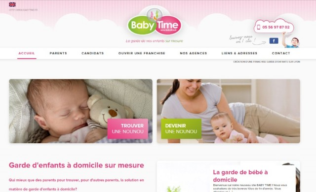 comment ouvrir une franchise de garde d 39 enfants sur lyon baby time services la personne. Black Bedroom Furniture Sets. Home Design Ideas
