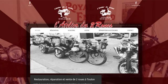 atelier du 2 roues Toulon