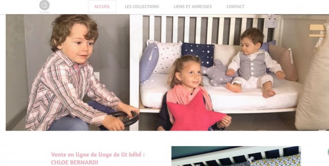 vente en ligne de linge de lit enfant fabriqu en france chlo bernardi achat et boutique en. Black Bedroom Furniture Sets. Home Design Ideas