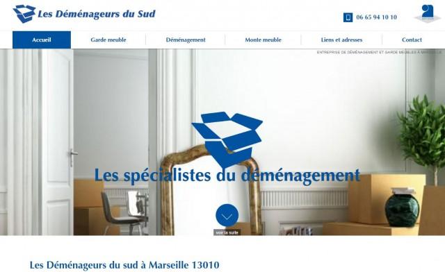D�m�nageurs � Marseille