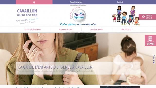 garde d'enfants par nounou qualifi�e Cavaillon