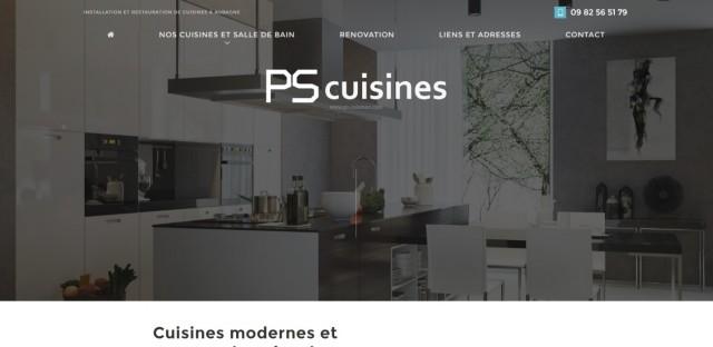 Quelle entreprise pour la pose d 39 une cuisine design sur for Les cuisines sur mesure