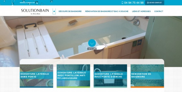 R�novation baignoire Toulon