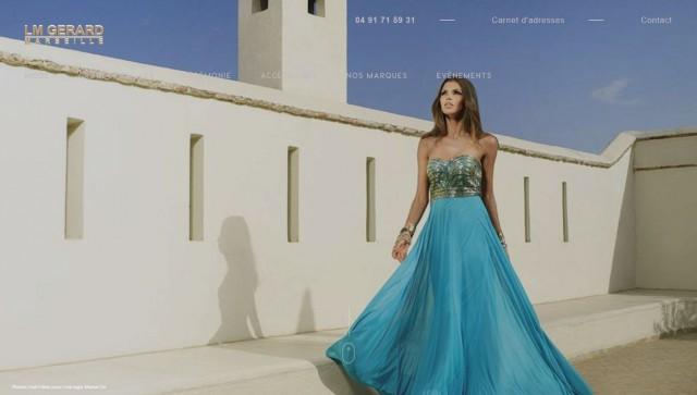 boutique de robes de mari�e Marseille