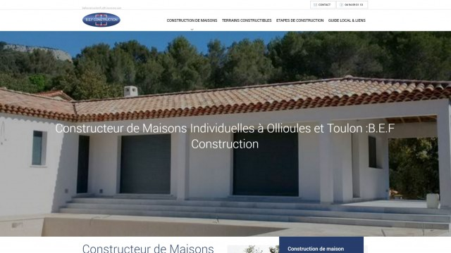 Quelle entreprise pour la construction d 39 une maison for Guide construction maison individuelle