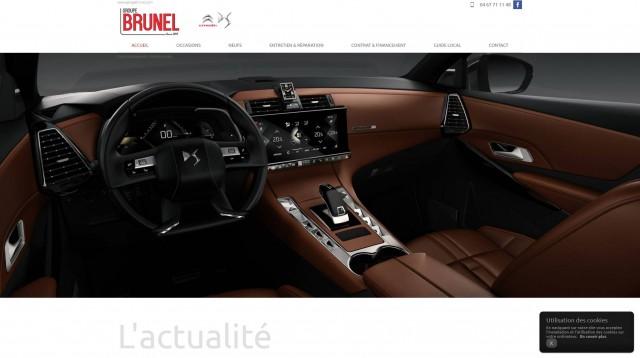 Concessionnaire Citroën Lunel