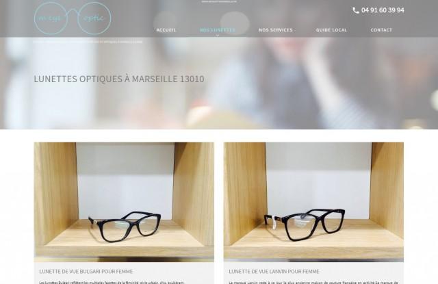 Opticien tiers payant à Marseille 13009 - M eye Optic SANTE Bons ... 2381af610c0e
