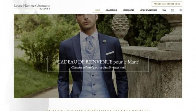 1f9407b14527d Où acheter un costume de marié à Marseille ? - Espace Homme ...