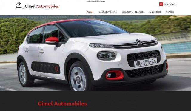 garage auto Citroën Montpellier