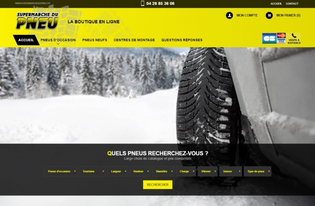 Where to find new and cheap tires in Nîmes and Alès