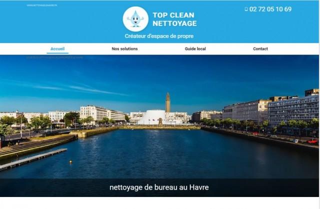 Entreprise d'hygiène et propreté au Havre