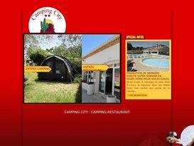 Camping City - Réservation d'emplacement de camping sur Arles