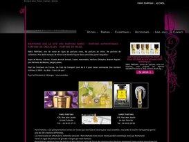 Vente parfum - Toulon 13 Var PACA - Paris parfums