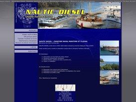 Reparation transports fluviaux - Sete 34 Herault - Nautic Diesel