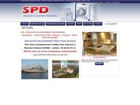 Equipement professionnel de lavage à Villeneuve Loubet par SPD 06.