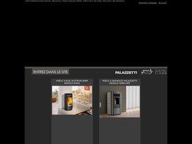 Vente, installation de poele et cheminée à Marignane par Flamme Actuelle.