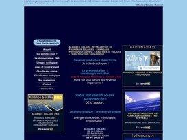 Alliance Solaire Vente et installation de panneaux solaires La Seyne sur Mer