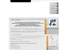 Service d'immatriculation sur Toulon - Carte grises online