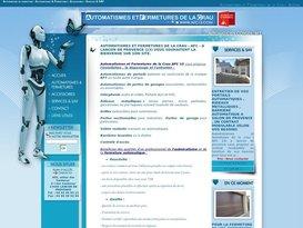 Portail automatique dans les bouches du rhône : Automatismes et Fermetures de la Crau