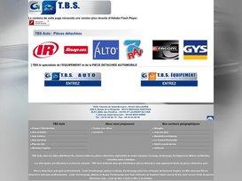 Pièces détachées automobile toutes marques par TBS Auto Vallauris.
