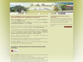 Le Mas Provençal : Traiteur sur Chabeuil dans la Drôme prés de Valence