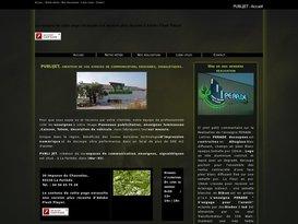 Enseignes lumineuses et panneaux publicitaires par Publijet Toulon