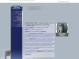 Vente voiture d'occasion par le garage Ford Bidoli à Iville - Eure 27
