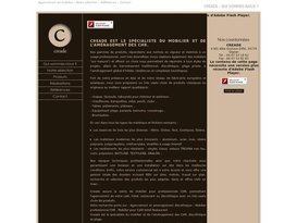 Creade : Mobilier professionnel CHR pour café, hôtel, restaurant ou discothèque.