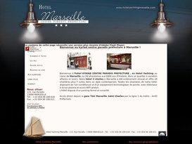 Hotel 3 étoiles Marseille  - Best Western Yachting.