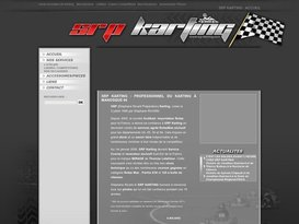 Location et vente karting comp�tition rotax max occasion : SRP Karting Manosque.