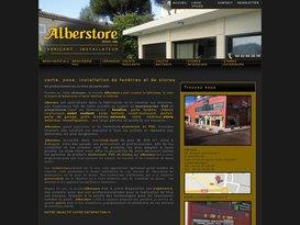 Vente et pose de fenêtres et de stores sur mesure : Alberstore Marseille 13.