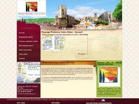 Promoteur immobilier programme neuf Toulon : Paysage Provence Cote d'Azur.