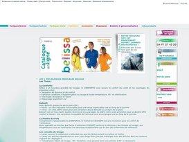 Vente vêtement médical blouse et sabots médicaux par Belissa Marseille