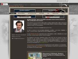 Agence immobiliere marseille 13010 : Ma Maison Ma Villa