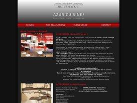 Conception, vente et installation de cuisines Azur Cuisines Seillons