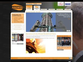 Service de s�curit� et videosurveillance � Paris - Answer S�curit� -