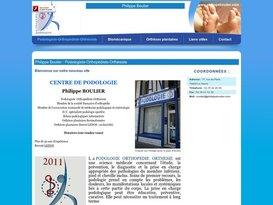Orthopédiste, Orthésiste sur Le Havre - Philippe Boulier