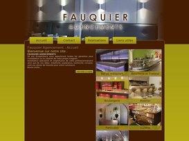 Agencement magasin Montpellier, cafés et restaurants : Fauquier Agencements.
