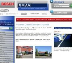 Vente pièces détachées auto diesel - Provence Diesel Electrique
