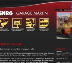 Dépannage et remorquage autoroutes 24h/24 - SNRG 13