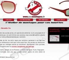 Montage lunettes Marseille