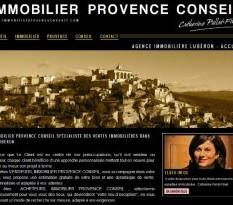 Agence immobilière Lubéron