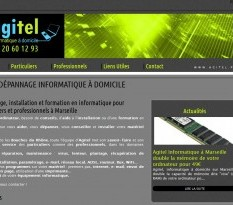 Agitel informatique Marseille