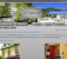 L'Agence, agence de gestion et vente immobilière