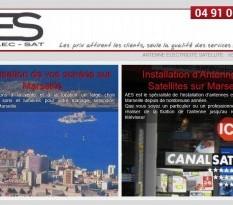 Installation et dépannage paraboles Marseille - AES Paca