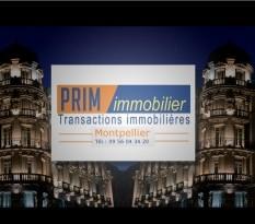 Agence immobilière Montpellier - Transaction immobilière - PRIM Immobilier