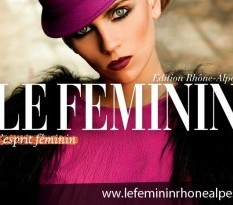 Magazine Le Féminin Rhône Alpes