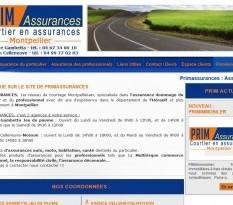 Assurances auto moto au meilleur prix - Montpellier 34
